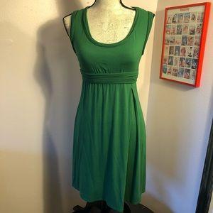 NWT Max Studio Green Dress